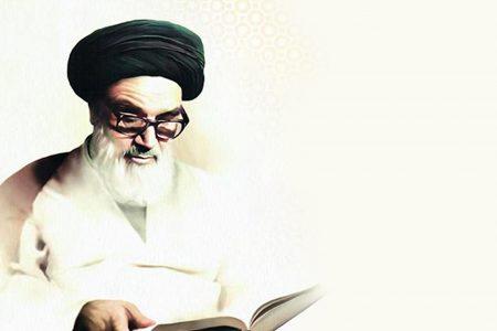 کلیپ امام در محضر قرآن