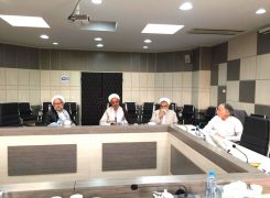جلسه کارگروه کمیته علمی و تصمیمات جدید اتخاذ شده در ارتباط با ادامه فعالیت همایش