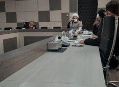 جلسه کارگروه نمایندگان کمیته های علمی، اجرایی و بین الملل